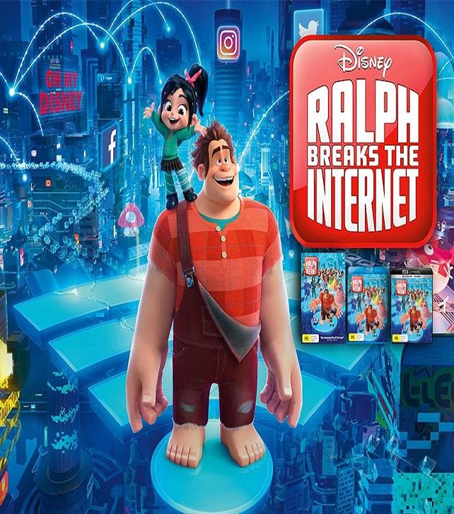 Ralph Breaks the Internet 642