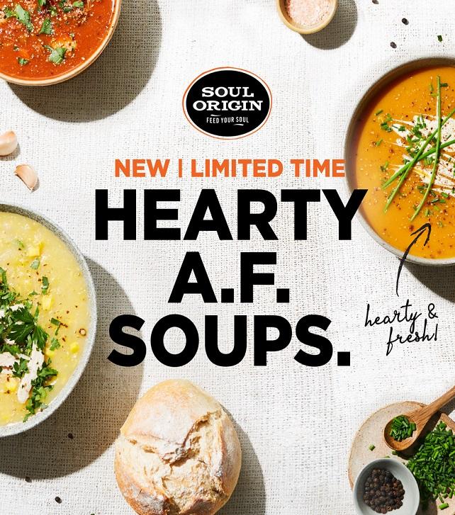 Soul Origin Soups 642